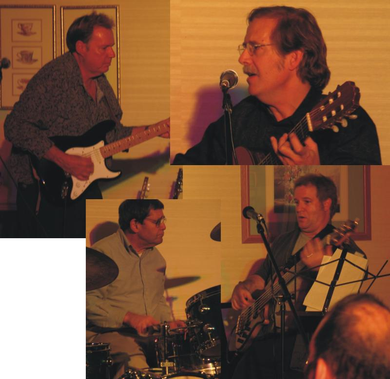 Bill and Fred's Excellent Adventure -- Inwood COffeehouse -- Nov 2005