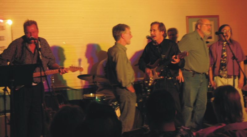 Inwood COffeehouse -- Nov 2005
