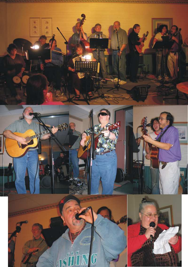 Profusion -- Inwood COffeehouse -- Nov 2005